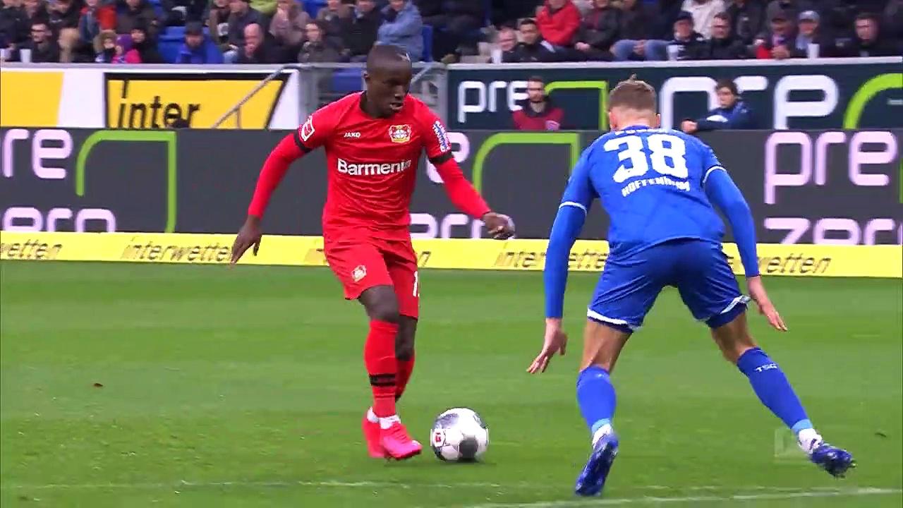 Hoffenheim - Bayer Leverkusen (2-1) - Maç Özeti - Bundesliga 2019/20