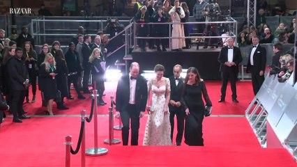 10 best dressed at the 2020 BAFTAs