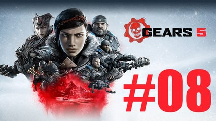 Gears of War 5 #08 [GamePlay Only]