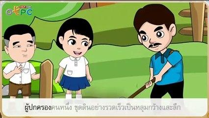 สื่อการเรียนการสอน คนเก่ง คึกคัก ตอนที่ 2 ป.2 ภาษาไทย