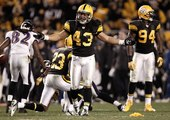Troy Polamalu, Edgerrin James and Isaac Bruce Highlight Pro Football Hall of Fame Inductees