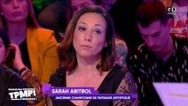 Sarah Abitbol revient sur l'agression dont elle a été victime de la part de son entraîneur