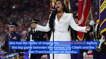 Demi Lovato Says She 'Blacked out' During Her Appearance at the Super Bowl