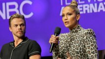 A-Rod Planned 'Good Luck Video' for J.Lo Before Halftime Performance, According to Derek Hough