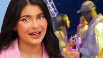 Kylie Jenner Sings Happy Birthday To Stormi With Travis Scott
