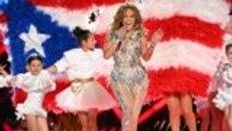 Fans Praise Jennifer Lopez, Shakira for Powerful Statements During Super Bowl Halftime Show | THR News