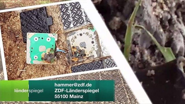 Hammer der Woche – Teurer Solar-Radweg funktioniert nicht