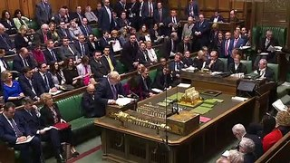 Johnson and Corbyn praise emergency services in PMQs