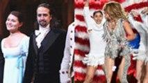 Jennifer Lopez & Shakira's Super Bowl Performance, Disney+ Marvel Shows & 'Hamilton' Headed to Big Screen | THR News