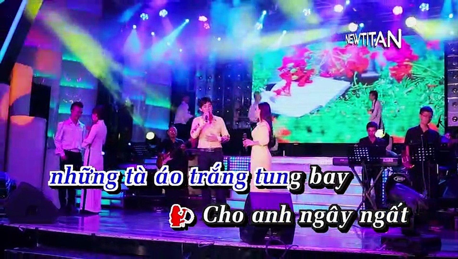 [Karaoke] Hạ Thương - Đặng Trí Trung Ft. Dương Hồng Loan [Beat]
