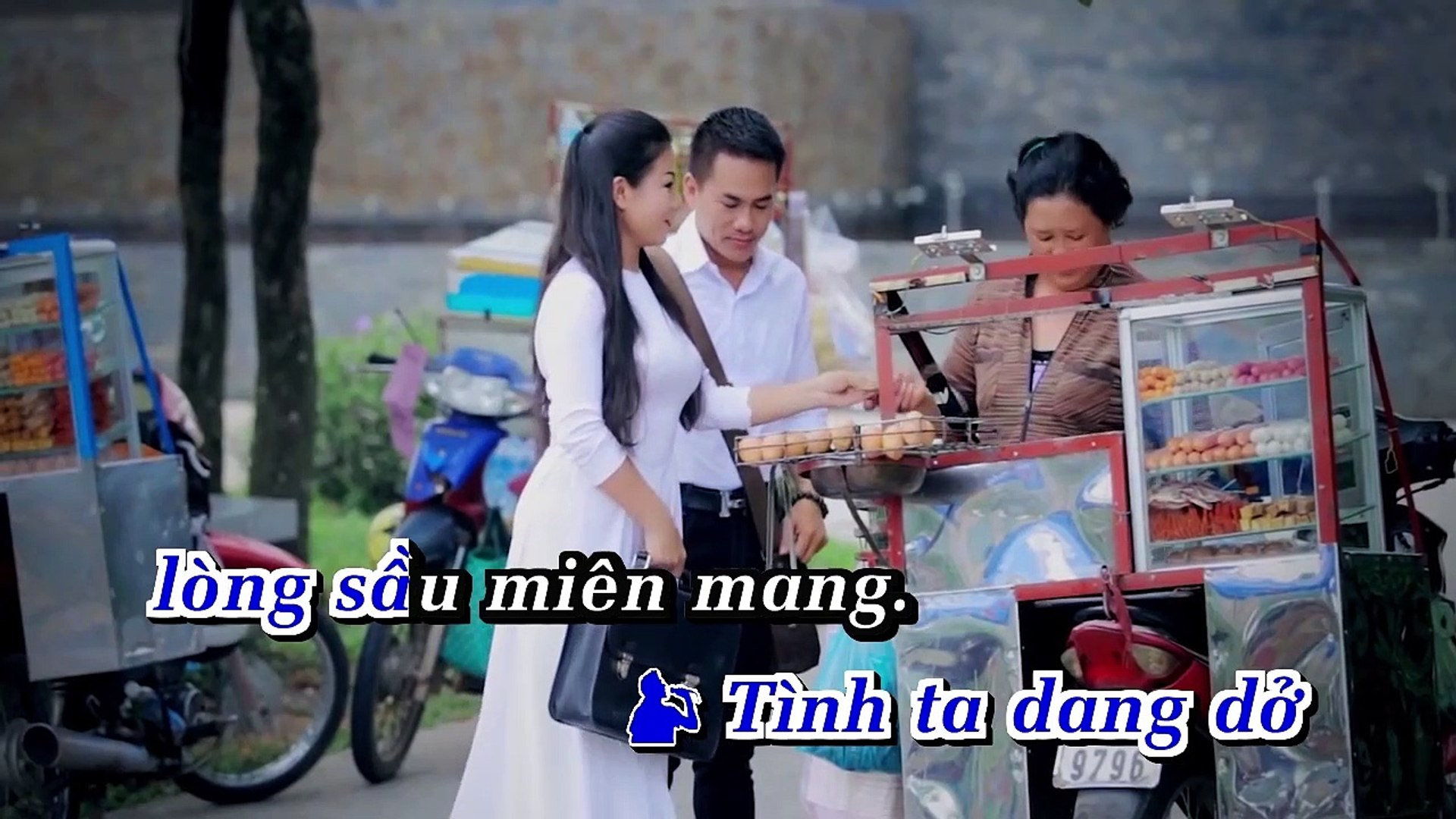 [karaoke] Cứ Ngỡ Tình Phôi Phai - Huỳnh Nguyễn Công Bằng Ft. Dương Hồng Loan [beat]