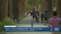 ASU president sheds more light on coronavirus fears on campus