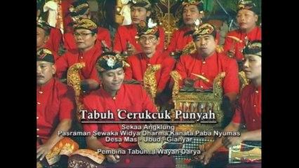 Sewaka Widya Dharma K. Mas Ubud - Crukcuk Punyah [OFFICIAL VIDEO]