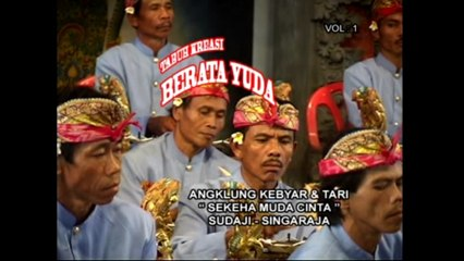 Sekaa Muda Cinta Sudaji - Tabuh Kreasi Berata Yuda [OFFICIAL VIDEO]