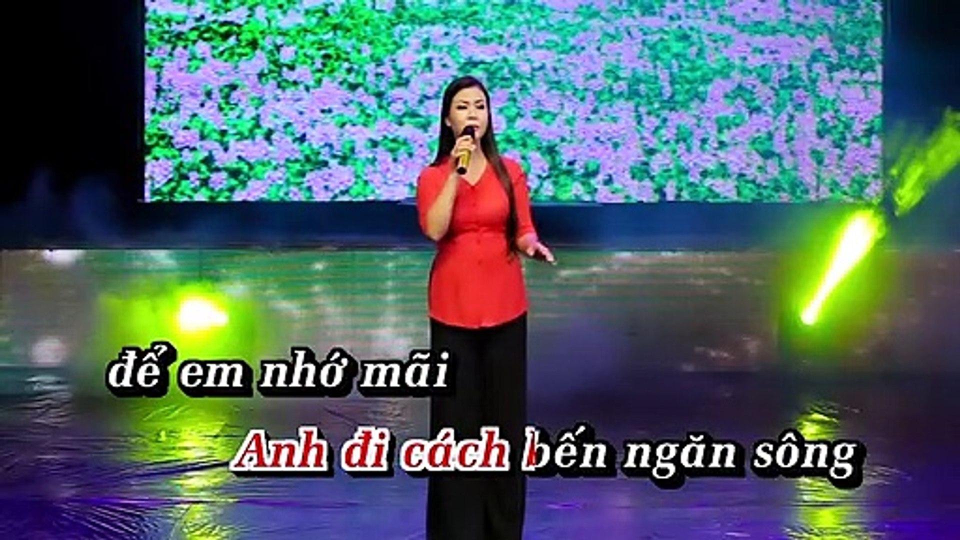 [Karaoke] Hoa Tím Lục Bình - Dương Hồng Loan [Beat]