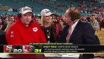 Andy Reid praises Patrick Mahomes for Chiefs' Super Bowl comeback win - NFL Primetime