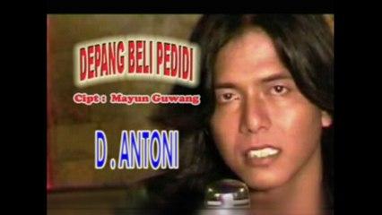 D. Antoni - Depang Beli Pedidi [OFFICIAL VIDEO]