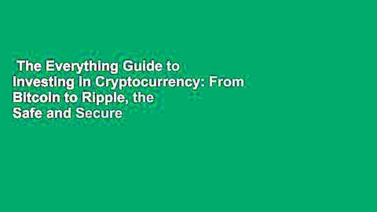 investind în bitcoin vs ripple cea mai bună alternativă pentru ethereum