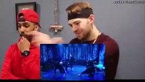 DANCER REACTS: BTS ON JAMES CORDEN (BLACK SWAN)