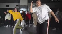 BTS (방탄소년단) 'Black Swan' / WENDY Choreography.