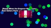 [Read] When the Emperor Was Divine  Best Sellers Rank : #5