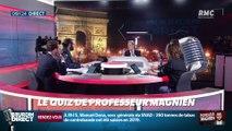 Combien de questions Xavier Bertrand a-t-il posé à Jean-Jacques Bourdin sur BFMTV en 20 minutes ?... Relevez le quiz du Professeur Magnien ! - 04/02