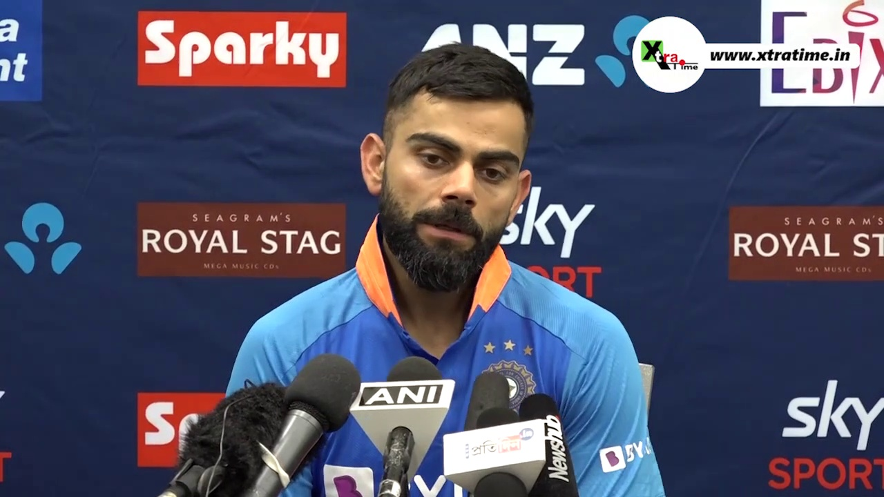 Watch what Kohli say about Rohit injurie ? Is Rohit not playing in the ODI series ?