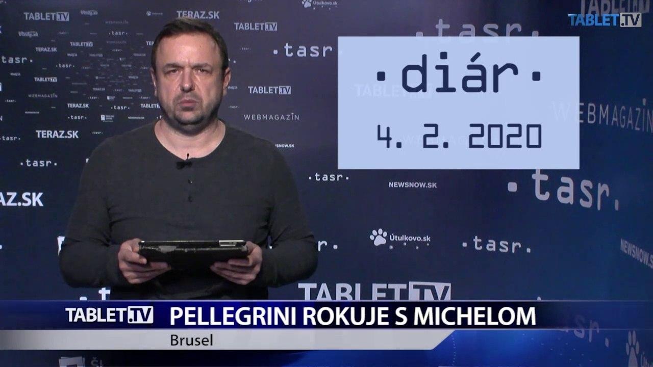 DIÁR: Premiér Pellegrini bude rokovať s predsedom Európskej rady Michelom