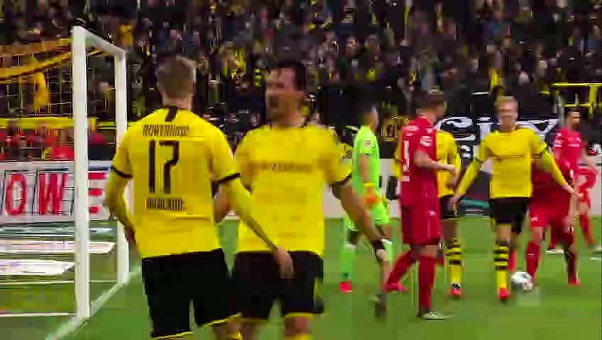 Bundesliga'da 20. Haftanın Oyuncusu | Erling Haaland (2019/20)