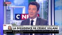 Benjamin Griveaux : «Cédric Villani plombe son camp»