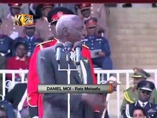 Msiweke Kenya Chini_ Mzee Moi's message to leaders
