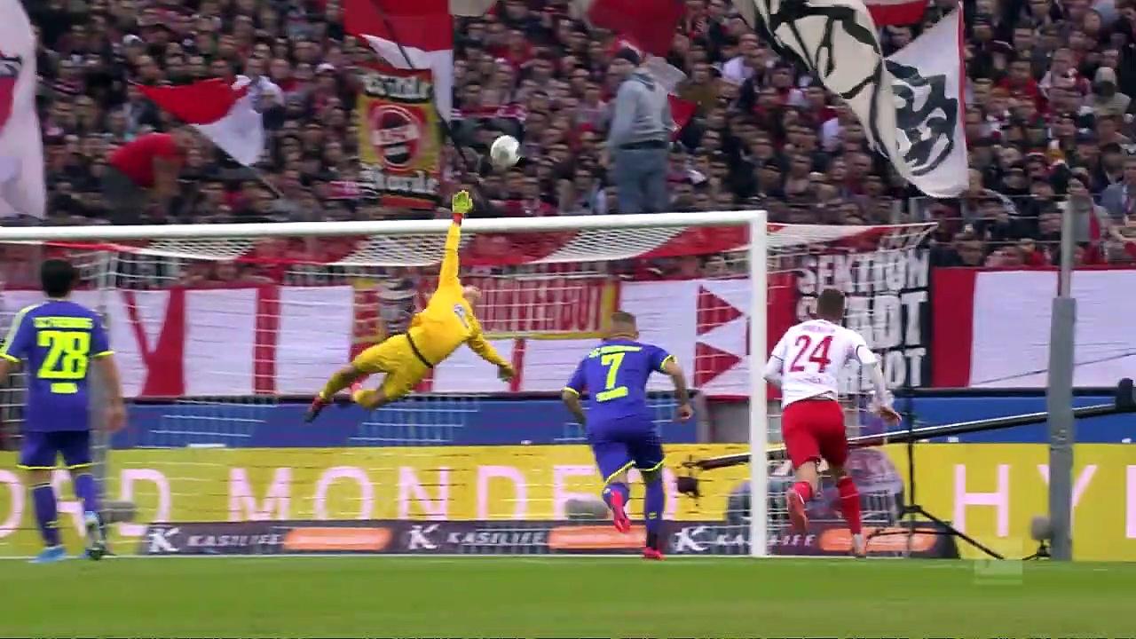 Bundesliga'da 20. Haftanın En Güzel 5 Kurtarışı (2019/20)