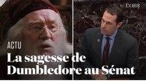 Ce député démocrate cite Dumbledore contre Donald Trump