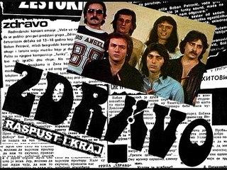 ZDRAVO - Raspust i kraj (1977)