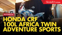 Keren jadi Teman Berpetualang, Honda CRF1100L Africa Twin Adventure Sports