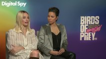 Margot Robbie & Jurnee Smollett-Bell on creating a new Gotham in Birds of Prey