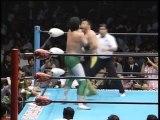 AJPW - 10-21-1992 - Mitsuharu Misawa (c.) vs. Toshiaki Kawada (Triple Crown Title)