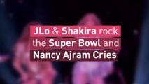 Nancy Ajram Cries & JLo and Shakira at the Super Bowl ... Albawaba Entz Weekly Picks!