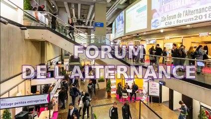 Forum de l'alternance les 28 et 29 avril 2020 - Paris