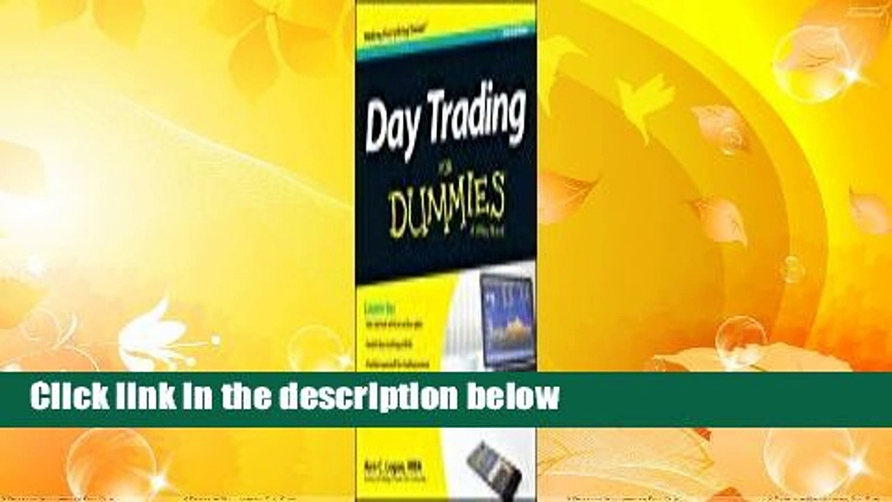 [Read] Day Trading for Dummies, 3rd Edition  Best Sellers Rank : #4