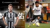 Os jogadores asiáticos com passagem no futebol brasileiro