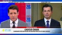 Pete Buttigieg Responds To Being Called 'Mayor Cheat' After Prematurely Declaring Iowa Caucus Victory