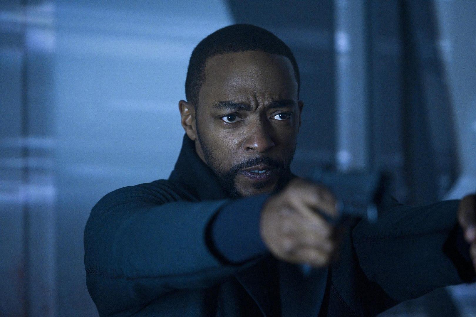 Altered Carbon season 2 - Anthony Mackie teaser - Netflix 2020