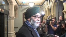 Sajjan says military ready to support Canadians evacuated from Wuhan