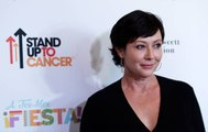 Shannen Doherty Reveals Stage 4 Breast Cancer Diagnosis
