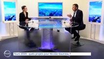 L'invité de la rédaction - 04/02/2020 - Nicolas Gautreau - Candidat aux municipales à Tours