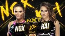 WWE NXT: Tegan Nox vs. Dakota Kai | Español Latino