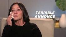 """Shannen Doherty annonce que son cancer """"est revenu"""""""