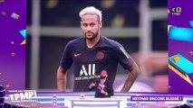 Neymar : Nouvelle blessure pour le footballeur