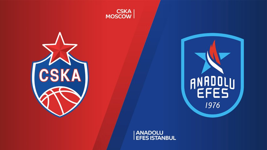 CSKA Moscow - Anadolu Efes Istanbul Highlights | Turkish Airlines EuroLeague, RS Round 23